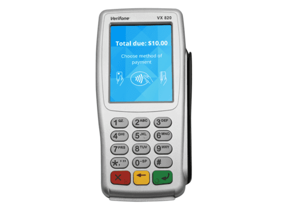 Pay360 Card terminal - Integrated
