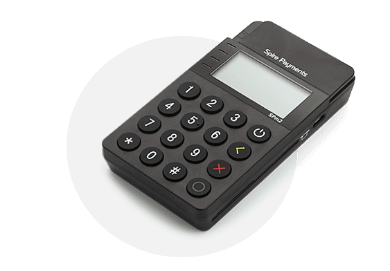 Pay360 Card terminal - Mobile