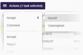 Pay360 featured highlight for Optimize - Assign task